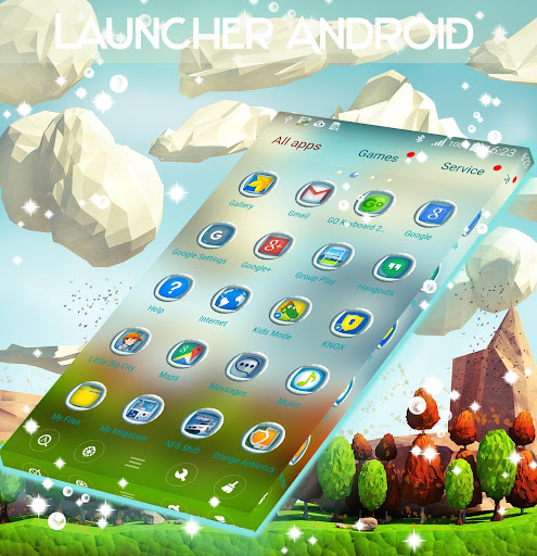 Launcher For Android  screenshots 2