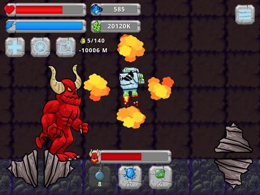 Digger Machine: dig and find minerals 2.7.6 screenshots 18