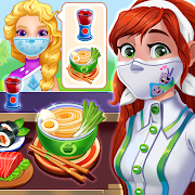 Asian Cooking Games Star New Restaurant Games Chef