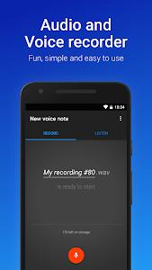 Easy Voice Recorder 2.8.0 (Wear OS)