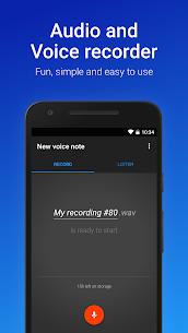Easy Voice Recorder Apk Download 1