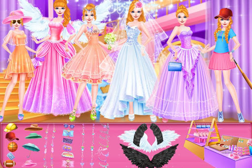 Fashion Shopaholic - Dress up & Shopping  screenshots 9