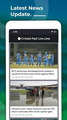 Cricket Fast live line - IPL Score 2021  Paidproapk.com 4