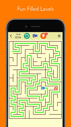 Maze Puzzle 1.1.2 screenshots 5