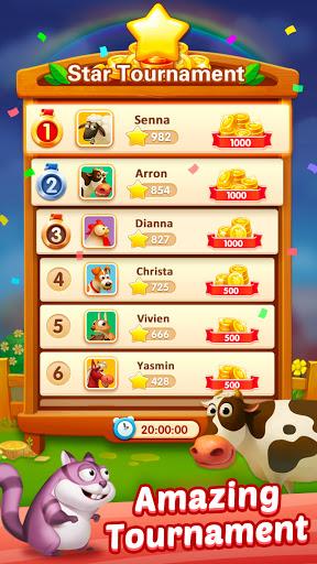 Solitaire - My Farm Friends apktram screenshots 16