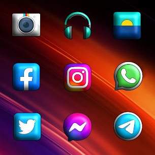Oxigen 3D – Icon Pack Apk 2.3.7 (Paid/Patched) 3