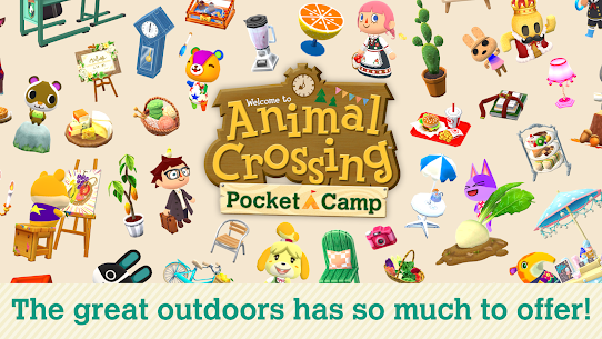 Animal Crossing: Pocket Camp 1