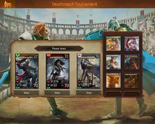 Heroes of Camelot 9.4.5 screenshots 11