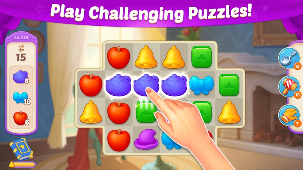 Castle Story: Puzzle & Choice poster 6