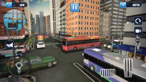 Public Bus Simulator: New Bus Driving games 2021 1.24 screenshots 8