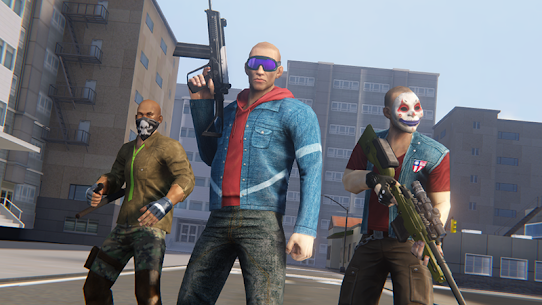 Grand Crime Gangster MOD APK (Unlimited Everything) 1
