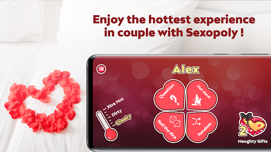 Sexopoly 🍑 Couple Sex Games & Truth or Dare Screenshot