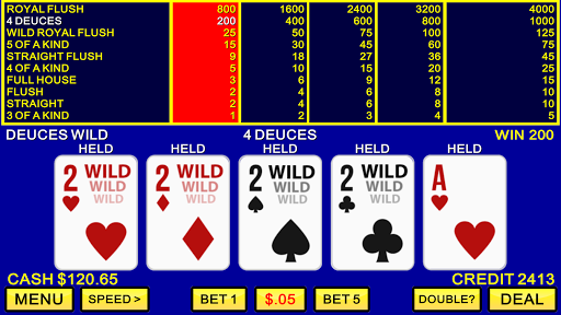 Video Poker u2660ufe0fu2665ufe0f Classic Las Vegas Casino Games screenshots 7