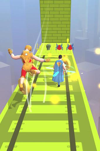 Superhero Run - Epic Transform Race 3D  screenshots 13