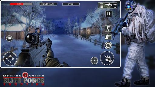 Kill Shot SWAT: Elite 3D Fps Shooting Sniper Game 0.1 screenshots 1