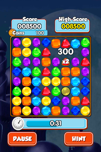 Bedazzled Gems For PC Windows (7, 8, 10, 10X) & Mac Computer Image Number- 5