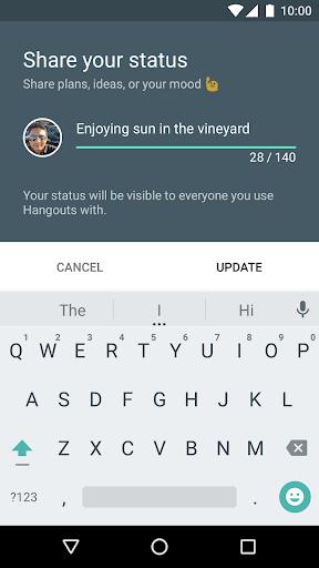 Hangouts android2mod screenshots 5