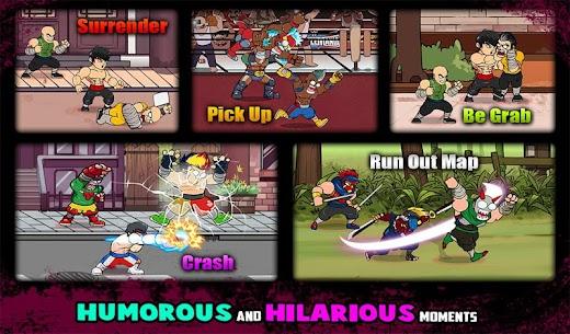Free Street Kungfu    King Fighter Apk Download 2021 5