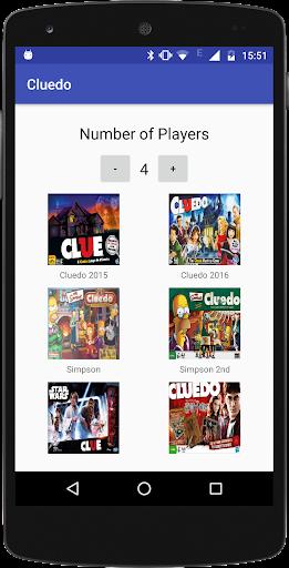 Cluedo Notepad  Screenshots 1