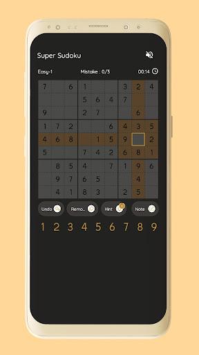 Sudoku - Free Sudoku Puzzles 1.7.7 screenshots 8