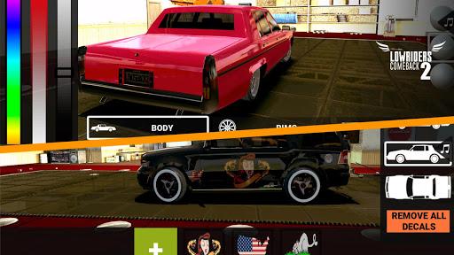 Lowriders Comeback 2: Cruising  screenshots 7