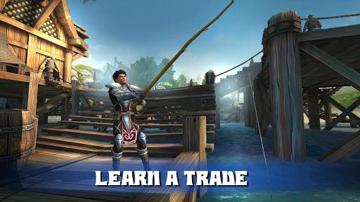 Celtic Heroes - 3D MMORPG  screenshots 4