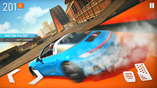 Car Stunt Races: Mega Ramps 2.1 screenshots 1