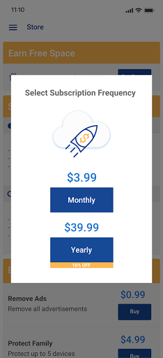G Cloud Backup 10.0.0 Screenshots 6