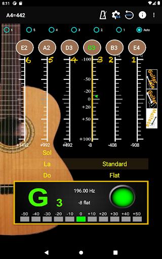GuitarTuner - Tuner for Guitar apktram screenshots 10