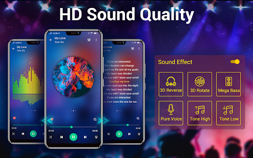 Music Player - MP3 Player  Screenshots 9