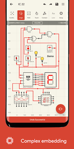 Logic Circuit Simulator Pro android2mod screenshots 2