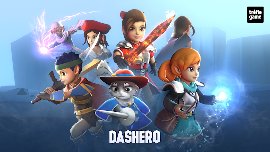 Dashero: Archer Sword 3D – Offline Arcade Shooting 8