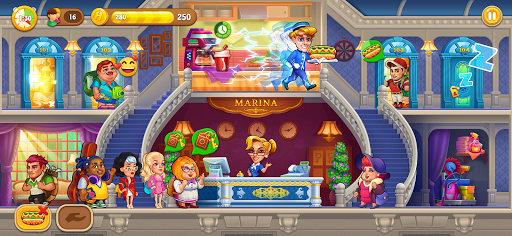 Dream Hotel: Hotel Manager Simulation games android2mod screenshots 7