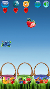 Bucket Fruit 2 Screenshot