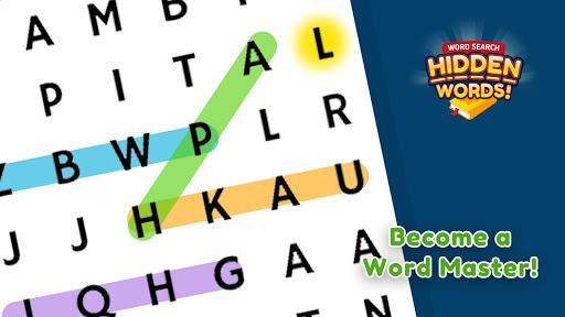 Word Search: Hidden Words Apkfinish screenshots 3