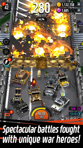 Code Triche Zombie Defense King mod apk screenshots 2