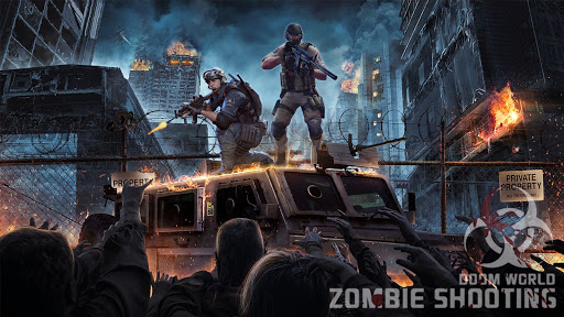 Zombie Shooting Game: 3d DayZ Survival screenshots 1
