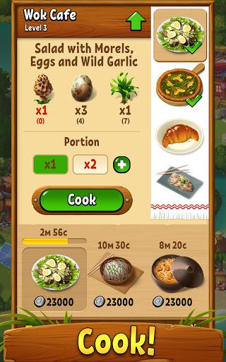 Forest Bounty u2014 restaurants and forest farm 2.5.1 screenshots 12