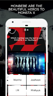 MONBEBE Amino for Monsta X
