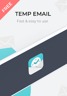 Temp Mail – Free Temporary Disposable Inbox 5