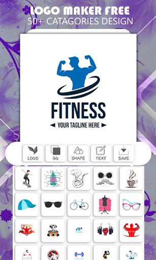 Logo Maker Free - Logo Maker 2020 & Logo Designer 4.6.0 Screenshots 10