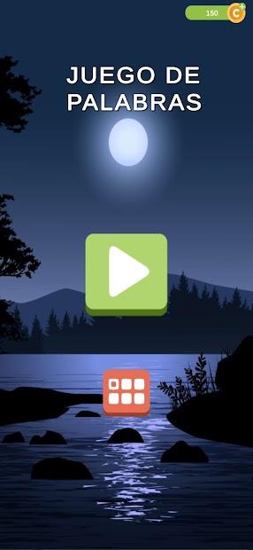 Spanish Word Game (Puzzles) screenshot 3
