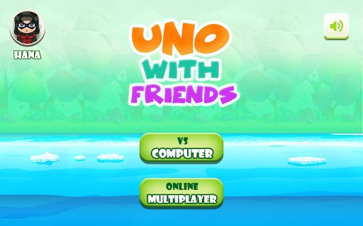 uno friends - uno classic card 2020 screenshot 1