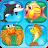 Pair matching games free for kids