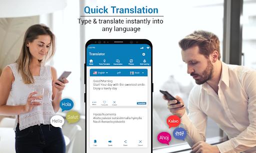 Translator All Voice Language Translate modavailable screenshots 1