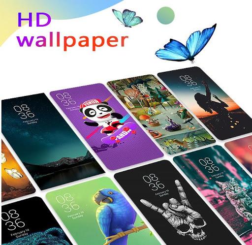 U Launcher 3D: New Launcher 2020, 3d themes  Screenshots 8