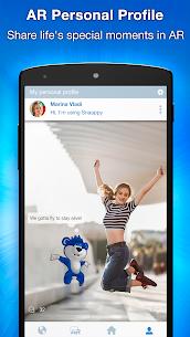Snaappy – AR Social Network 4