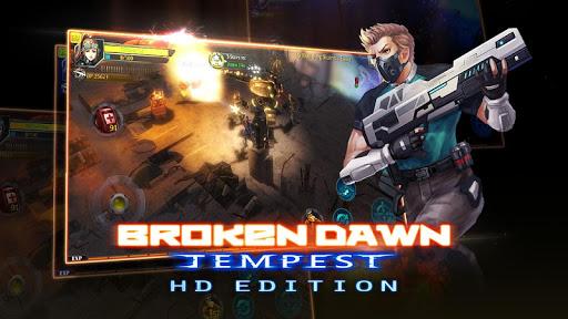 Broken Dawn:Tempest HD apkpoly screenshots 2