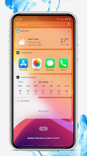 Launcher iOS 14 2.05 Screenshots 10