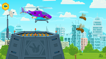 The Fixies Helicopter Game! Fiksiki Fixing Games!
